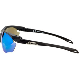 Alpina Twist Five HR CM+ Bril, black matt